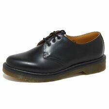 9016N scarpa donna DR.MARTENS nero shoes woman