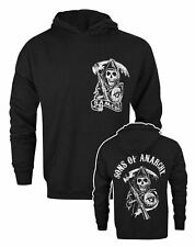 Official Sons Of Anarchy SAMCRO Unisex Hoodie