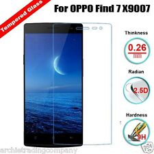 9H Premium Real Tempered Glass Screen Protector Film for All Oppo Models