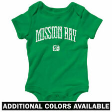 Mission Bay San Francisco One Piece - Baby Infant Creeper Romper NB-24M - Gift