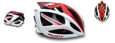 CASC BICI RUDY PROJECT AIRSTORM  WHITE/RED SHINY