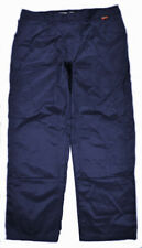 Dickies GR43100 Grafters Mens Work Trousers Polycotton Cargo Pants Navy Workwear