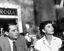 GREGORY PECK ROMAN HOLIDAY Vacances romaines [1033675] 8X10 FOTO (Other misure)