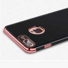 Luxury Ultra Thin Soft Shine TPU Back Case Cover for Apple iPhone 7 Plus 5.5