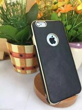 "Premium Soft Pu Leather Back Case Cover For ""Apple iPhone 7 Plus+"""