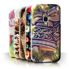 STUFF4 Phone Case/Back Cover for Samsung Galaxy Beam 2/G3858 /Christmas Photo