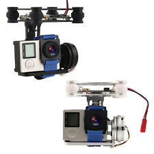 2-Axis Brushless Gimbal Camera Mount Anti-vabration RTF for GoPro 3/3+/4 FPV