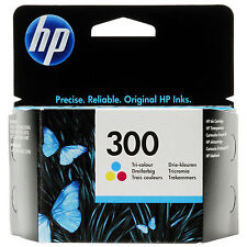 Genuino HP Hewlett Packard COLOR Cartucho de tinta HP 300 (CC643EE) 165