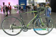 Bici corsa MERIDA Ride Disc 200 forcella Carbon bicicletta strada road bicycle