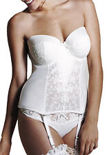 Charnos 0BL009 Belle Basque in Ivory