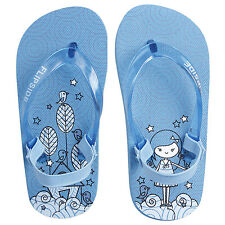 Flipside Kids Sweet Home Blue Flipflops