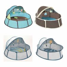 Babymoov Babyni Pop Up Travel Cot With Anti-UV 50+ Coating And Mosquito Net