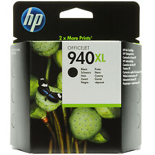 GENUINO HP OFFICEJET PRO ALTA CAPACIDAD CARTUCHO DE TINTA NEGRO 940XL (C4906AE)