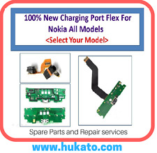 100% Brand New Charging Connector Flex Port Cable MICRO USB FOR NOKIA ALL MODELS