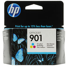 GENUINO HP HEWLETT PACKARD OFFICEJET CARTUCHO TINTA TRICOLOR HP 901 (CC656AE)