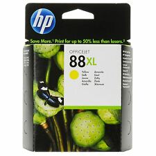Hp Hewlett Packard Alta Capacidad Cartucho de Tinta Amarillo 88XL HP88XL
