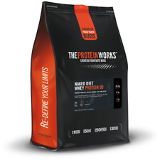 Whey Protein 90 100% natural de THE PROTEIN WORKS™ - 3 sabores - 500g-1kg
