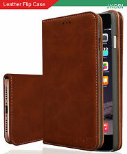 Branded Luxury Leather Professional Flip Case Cover For Apple iPhone 7
