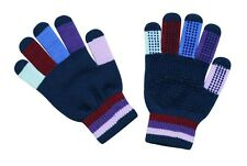 Harry Hall Magic Childs Gloves Grippy Pimple Horse Riding Gloves ONE SIZE