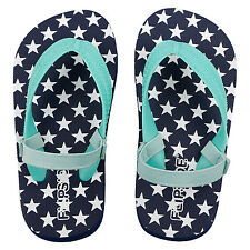Flipside Kids Bright Star Blue Flip flops