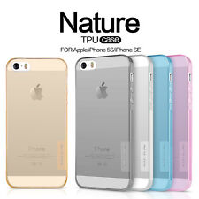 Nillkin TPU 0.6MM Luxury Slim Thin Soft Case For Apple IPhone 5/5S/SE