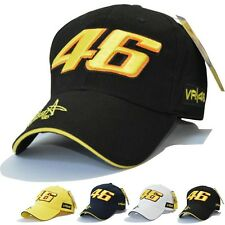 Valentino Rossi The Doctor VR46 Moto GP Racing Cap/Hat Choice of 3