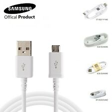 ORIGINAL Micro USB Data Sync Cable Charger Lead For Samsung Galaxy All Models