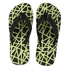 Flipside Men's Trek Green Slippers