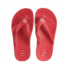 Flipside Men's Aquaswift Red Slippers