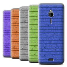 STUFF4 Phone Case/Back Cover for Nokia 230 /Wooden/Wood Effect Pattern