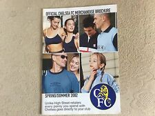 Chelsea 2002 Spring/Summer Catalogue
