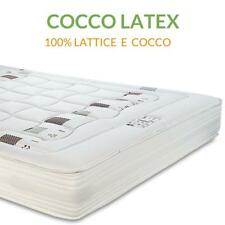 Evergreenweb Materasso in Lattice e Cocco Antiacaro Zone Differenziate | CoccoLa