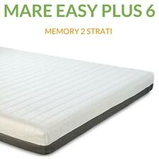 Evergreenweb Materasso Memory a 7 zone 6cm | Mare Easy Plus 6