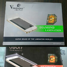 UBON 3 Layers 15 x 11 Cm Diamond Lamination Sheets For Mobiles