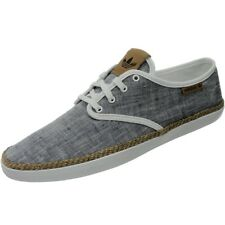 b73f2d940c31 Adidas Adria women s casual shoes blue white plimsolls sneakers NEW