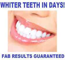 3D PROFESSIONAL TEETH WHITENING STRIPS ENAMEL SAFE STRONG AUTHENTIC WHITE