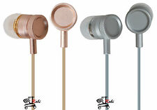 Jkobi Metal Body Stereo Earphone Compatible For Micromax Canvas Spark 2 Plus