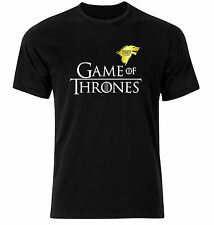 Game of Thrones T Shirt - Winter is Coming Stark Tee Shirt