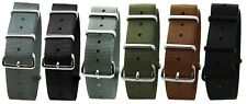 CWC GENUINE MOD ISSUE NATO WATCH STRAP FOR FIXED BAR MILITARY WATCHES [20049]
