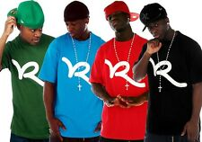 Rocawear UOMINI RAGAZZI SWINGER Vacanze, estate t-shirt Time Is Hip Hop Skater