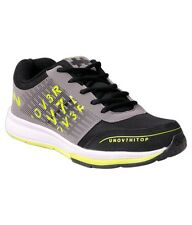 Campus 3G-7227 Gray / Black  Running Shoes