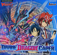 Cardfight Vanguard Divine Dragon Caper VGE-G-BT09 - Choose GR, RRR, RR, R cards