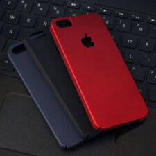 Matte Finish Hard Back Case With Soft & Smooth Feel for Apple iphone