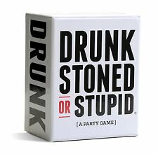 DRUNK STONED OR STUPID [A Party Game] [US]