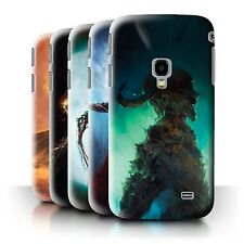 Official Chris Cold Case for Samsung Galaxy Beam 2/G3858 /Demonic Beast