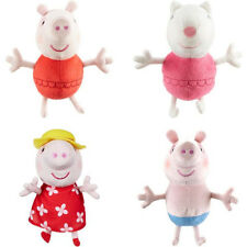 Nuevo Oficial Peppa Pig extrasuave Holiday COLECCIONABLES Peluche