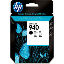 GENUINO HP HEWLETT PACKARD OFFICEJET PRO CARTUCHO DE TINTA NEGRO 940 (C4902AE)
