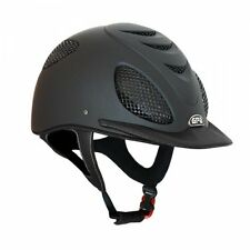 GPA Reithelm Speed'Air Leather 2X