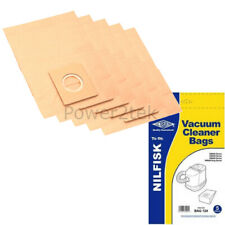 5 x GM Dust Bags for Nilfisk King Home King Hygienic King Special Vacuum Cleaner