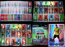 Match Attax Bundesliga 11/12 2011/2012 Karten Komplett Sets Trading Cards Topps